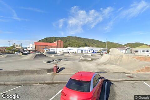 Greymouth Skatepark