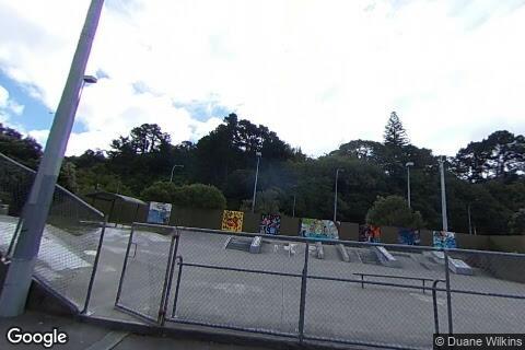 Lower Hutt Skatepark