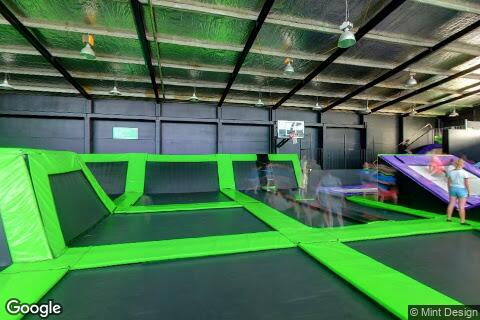 Atomic Youth Center Indoor Skatepark