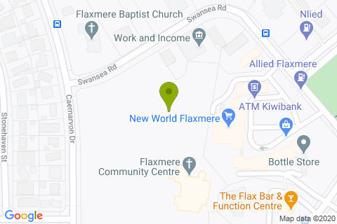 Flaxmere Skatepark