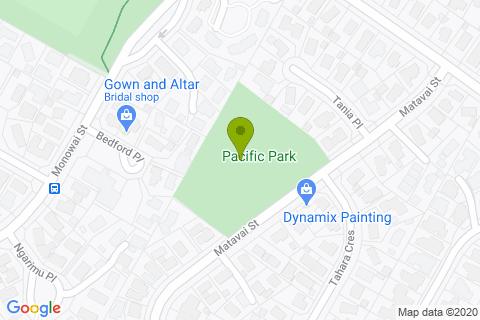 Pacific Park Playground