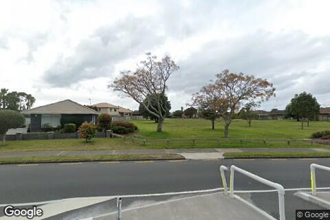 Reilly Avenue Reserve Playground