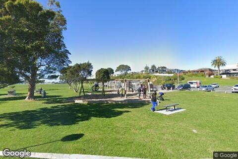 Fergusson Park Playground