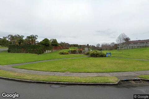 Veda Glen Reserve Playground
