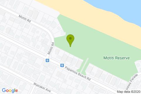 Motiti Reserve Playground