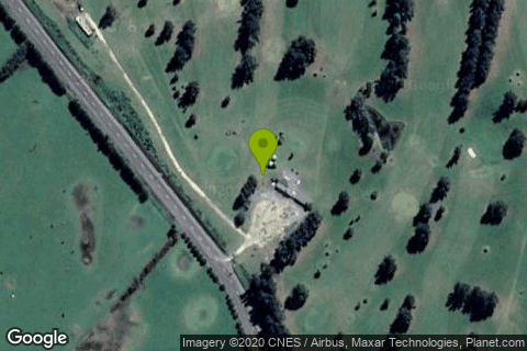 Middlemarch Golf Course