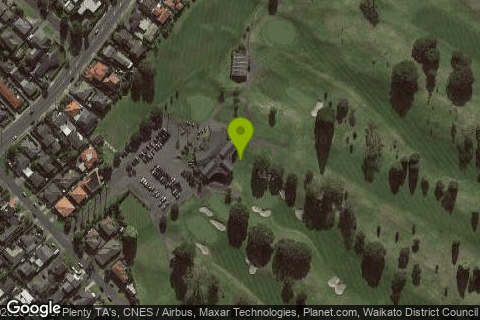 Mt Maunganui Golf Course