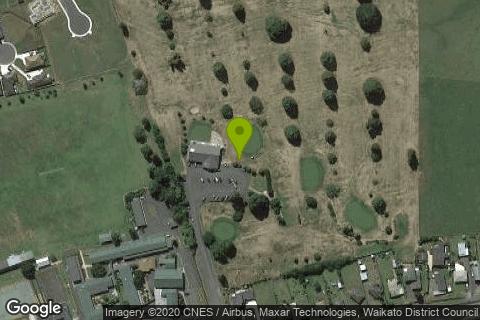 Waikare Golf Course