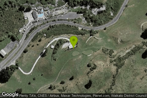 Waikite Valley Golf Course