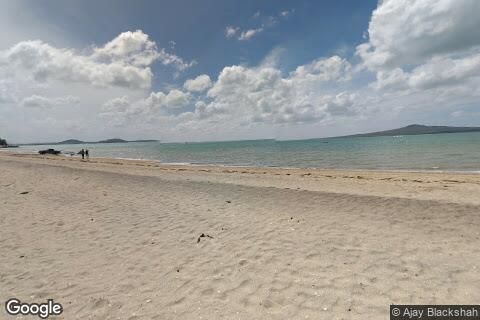 Kohimarama Beach Reserve