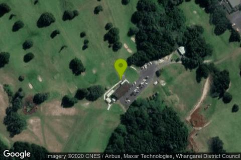 Whangarei Golf Course