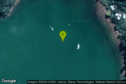 Kauakarau Bay