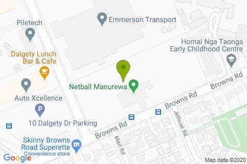 Manurewa Netball Complex