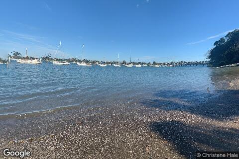 Panmure Wharf Reserve