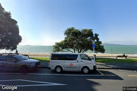 St Heliers Bay and beach reserve