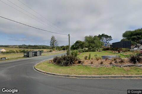 Hamilton Road Esplanade Reserve