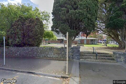 Gloucester Park South - neighbourhood reserve only
