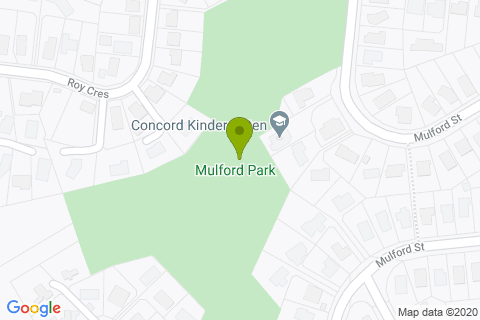 Mulford Park Recreational Reserve
