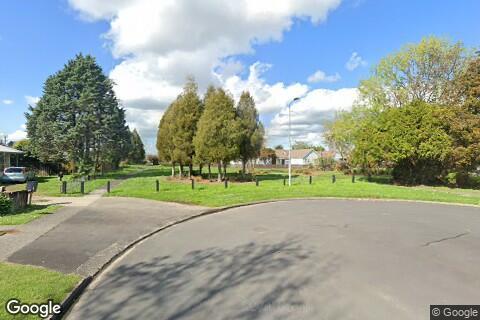 Bishops Lane Reserve