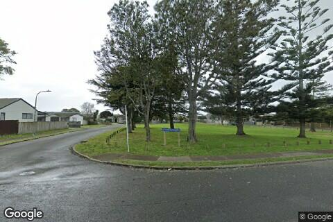 Eversham Road Reserve