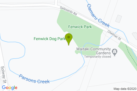 Fenwick Park
