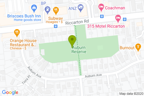 Auburn Reserve Playground