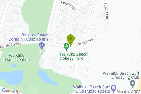 Waikuku Beach - South Oval Skate Park
