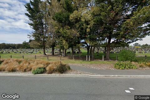 Memorial Park Cemetery Public Toilets