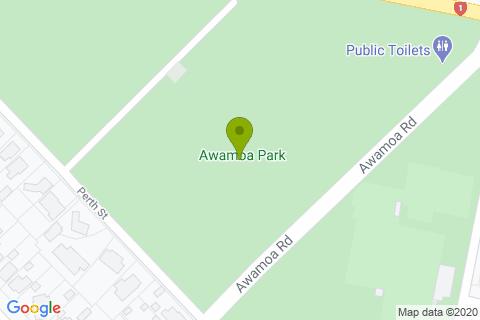 Awamoa Park Public Toilets
