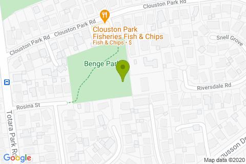 Benge Park  Playground