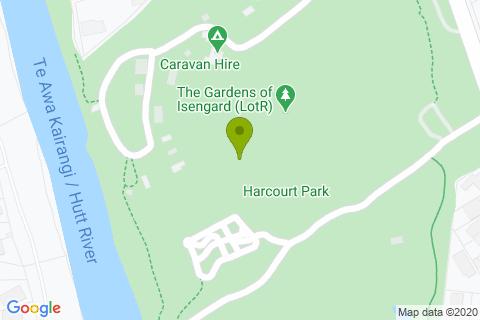 Harcourt Park Playground