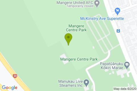 Mangere Centre Park Playground