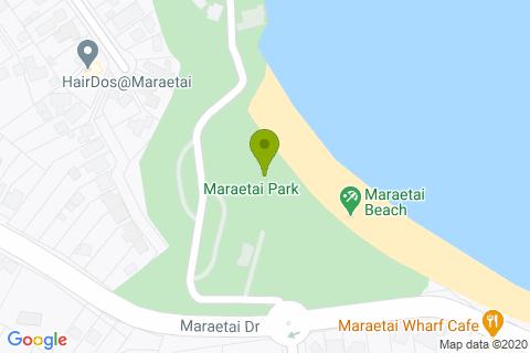 Maraetai Park Playground