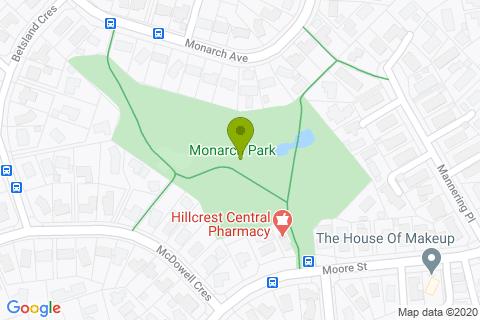 Monarch Park Playground