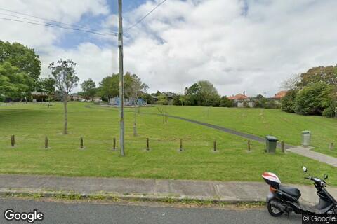 Montgomery Reserve Playground
