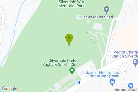 Silverdale War Memorial Park Playground