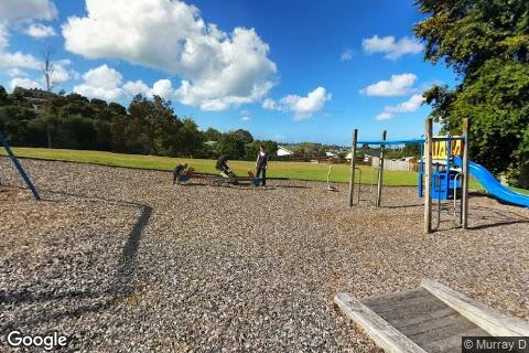 Teviot Reserve Playground